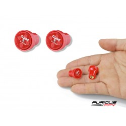 Furious FPV - Stubby Air SMA 5.8GHz Antenna (2pcs) - RHCP