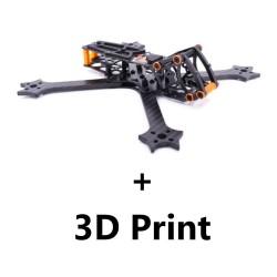 Pack Frame Bando Killer + 3D Print