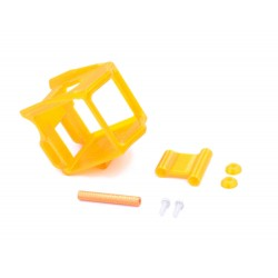 Support GoPro Session variable 15° à 40° pour Bando Killer - TPU by DFR