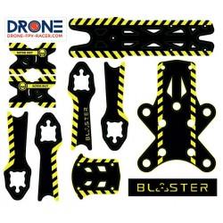 Sticker pour Châssis Reverb - Blaster