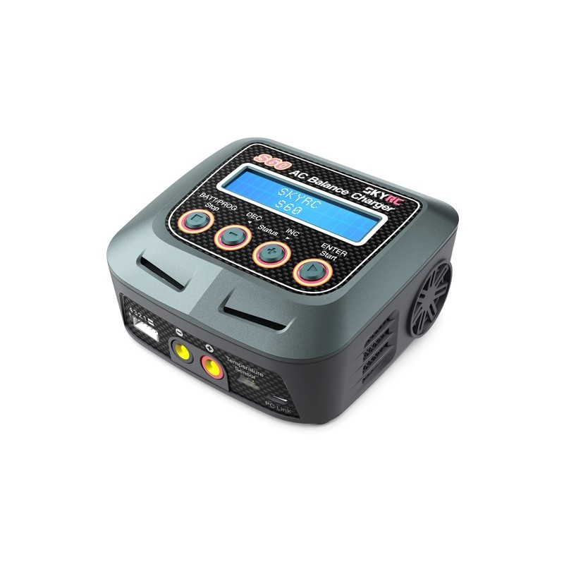 Chargeur SkyRC S60 AC (2-4S / 6A - 60W)