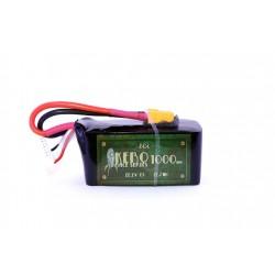 Batterie Lipo KERO 6S 1000mah 80C