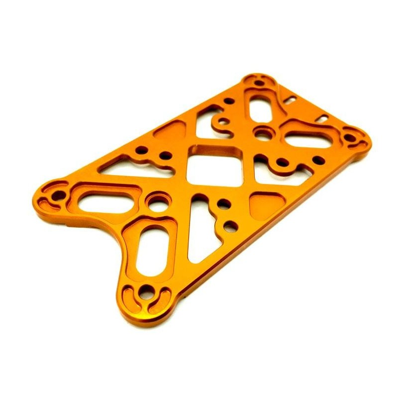 Replacement 7075 Aluminum Main Plate Floss 3.0