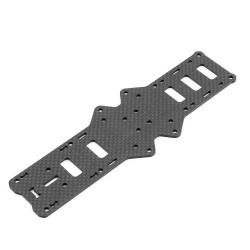 QAV-RXL Lumenier plaque inférieure 2mm carbone