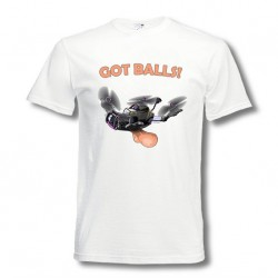 T-Shirt Got Balls by DFR