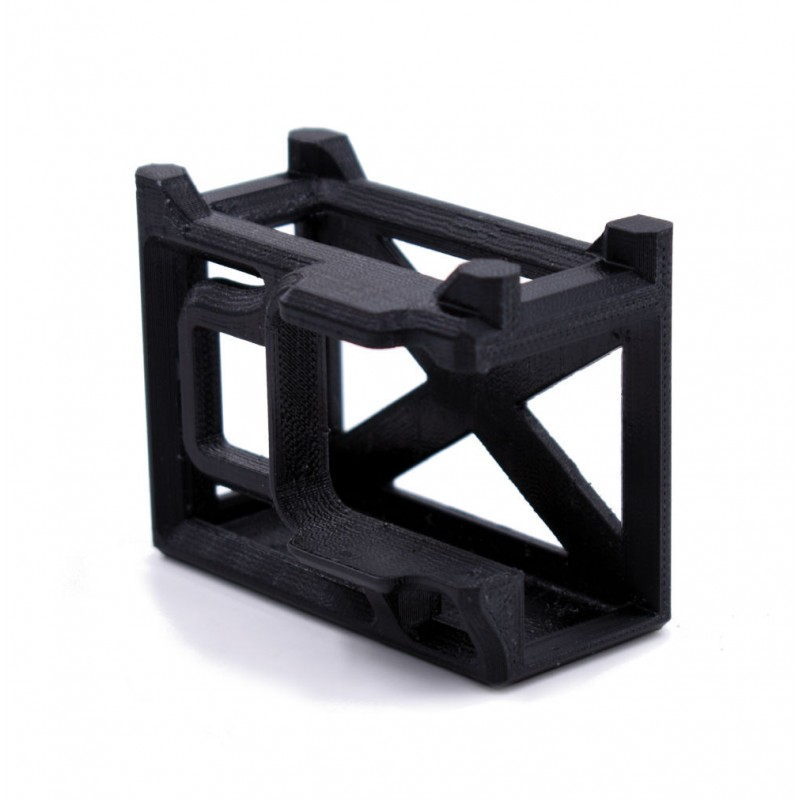 Strappable Reinforced GoPro 5/6/7 Mount - TPU by DFR