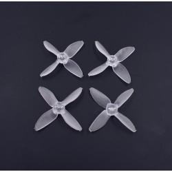 Beta85X 4-blades 2035 Micro Whoop 1.5mm Propellers (2CW+2CCW)