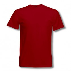 T-Shirt Rouge Exact 190 ***choix Taille***