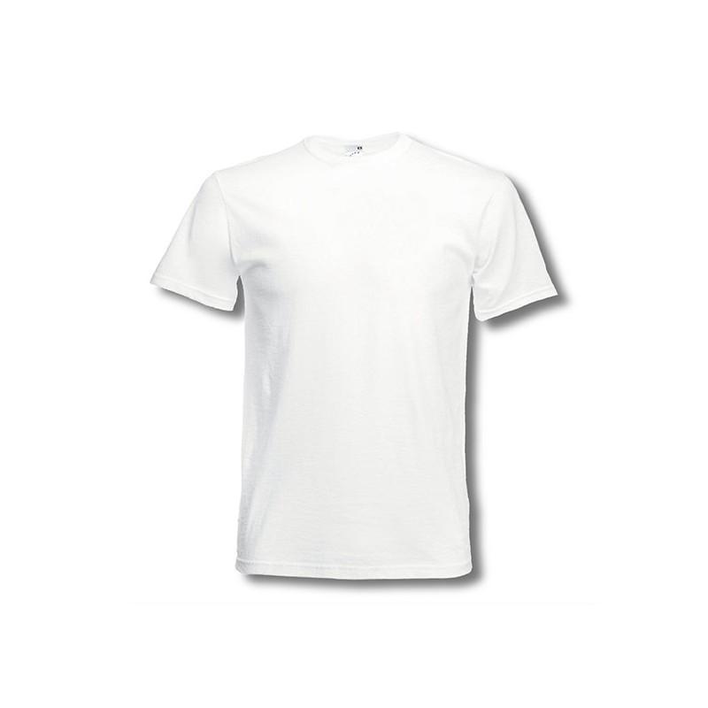 T-Shirt Blanc Exact 190