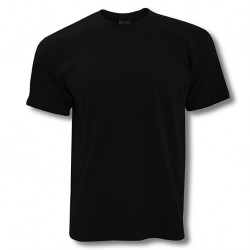 T-Shirt Black Exact 190 ***chosse size***