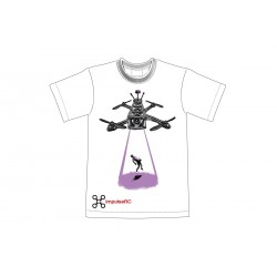 T-Shirt ImpulseRC - Alien Abduction