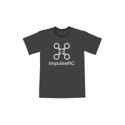 T-Shirt ImpulseRC - Vertical Logo