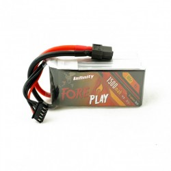 Infinity ForePlay 4S 1500mAh 100C