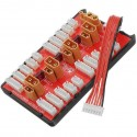 Plaque de charge pour 4 lipos 2/6S XT30/XT60