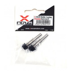 XNOVA 2207 Hard Line Motor Shaft (2pces)