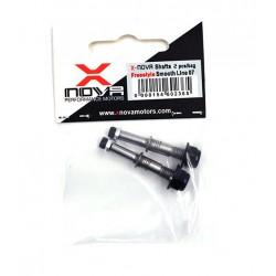 Axes pour moteur XNOVA Smooth Line 2207 (2pces)