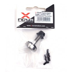 XNOVA Propeller Adapter for X-CLASS motors (unit)
