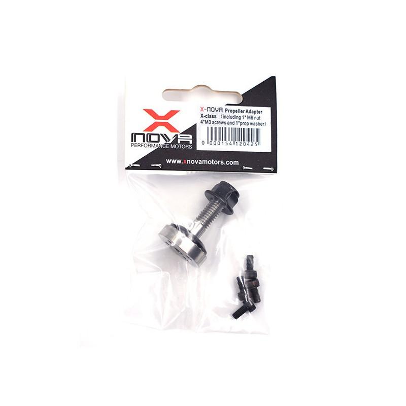 XNOVA Propeller Adapter for X-CLASS motors (unit)