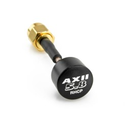 Antenne Lumenier Micro AXII Shorty SMA 5.8GHz - RHCP