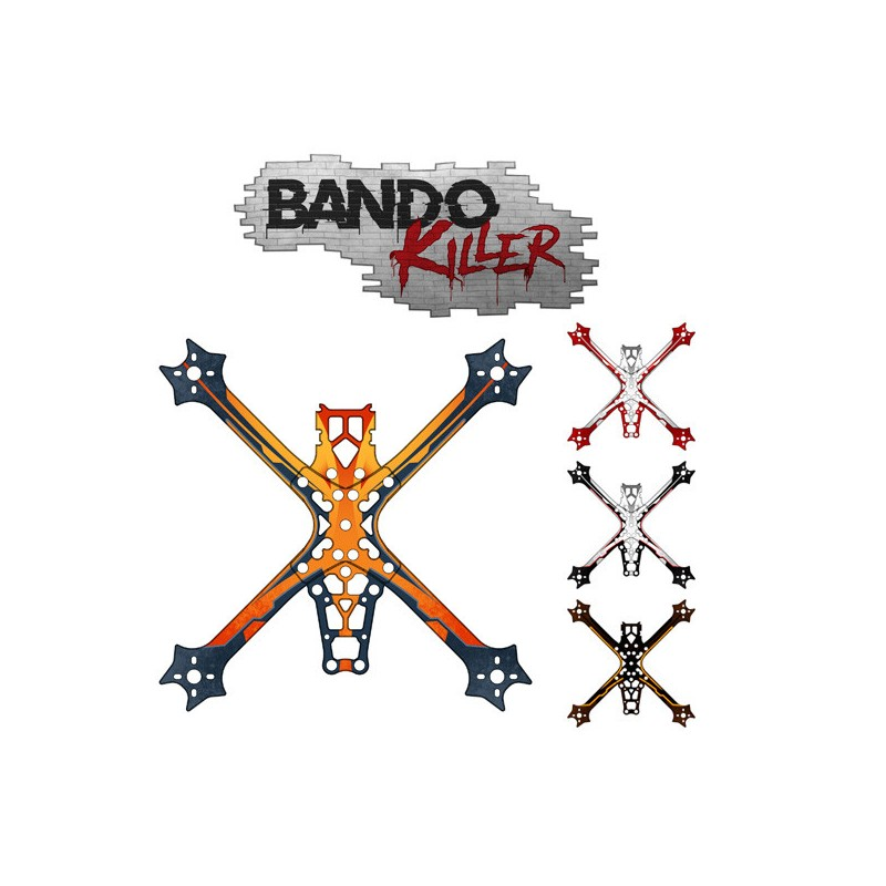 Sticker pour Châssis Bando Killer