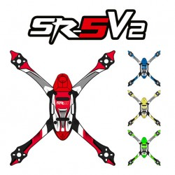 Stickers for SR-5 V2 frame