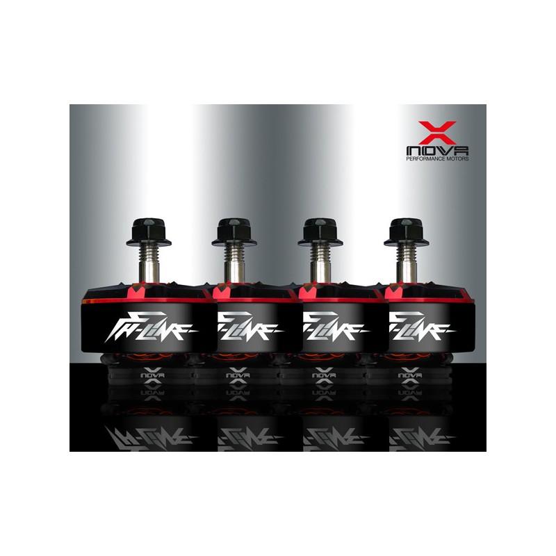 Moteurs X-NOVA Hard Line 2207 - (Boite de 4)