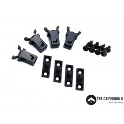 TBS Caipirinha 2 - Push Lock Set