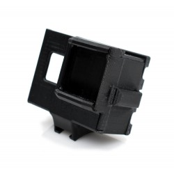 Strappable GoPro 5/6/7 Mount for rail - TPU by DFR