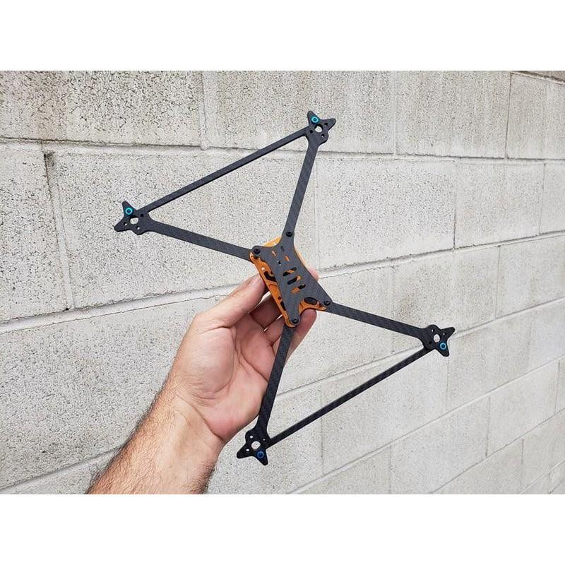 """Hyperlite Floss 3.0 Long Range 7"""" Frame"""