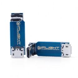 Adaptateur USB Type L