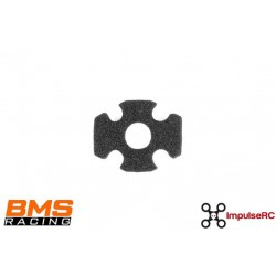 BMS Racing JS-1 Lipo Pad - 4mm Black