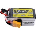 Tattu R-Line 4S 850mAh 95C Lipo Battery (XT60)