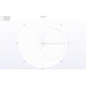 TrueRC MX-AIR 5.8 - LHCP - Antenna