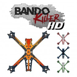 Stickers for Bando Killer frame