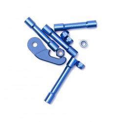 Ummagawd Remix V2 Aluminium Kit - Blue