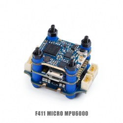 SucceX Micro F4 V2.1 12A 2-4S Flight Tower System (MPU6000,ESC Plugs)