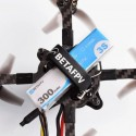 Lipo Strap Kit with No-Slip Rubber Pads