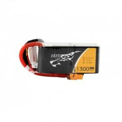Tattu 4S 1300mAh 45C Lipo Battery
