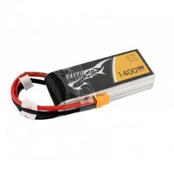 Batterie Lipo Tattu 3S 1400mAh 45C