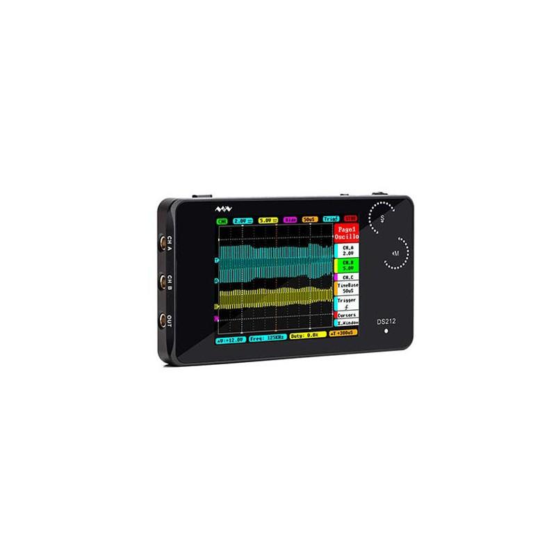 Mini Oscilloscope DS212