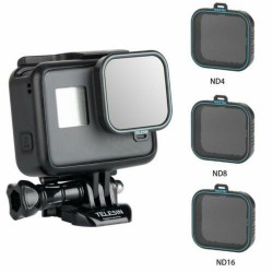 Filtre ND4/8/16 TELESIN pour GoPro 7/6/5
