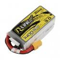 Batterie Lipo Tattu R-Line 6S 1400mAh 120C - Version 3.0