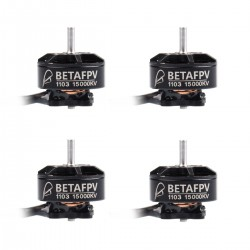 1103 15000KV Brushless Motors (4pces)