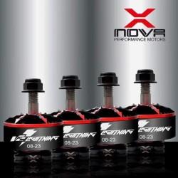 X-NOVA Lightning V2N 2208-2300KV (Boite de 4)