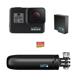 "GoPro Hero 7 Black ""Hard Bundle"""