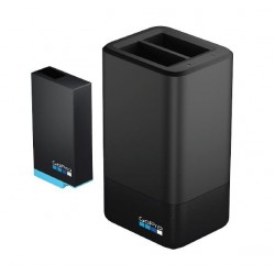 Chargeur Double + Batterie pour GoPro MAX