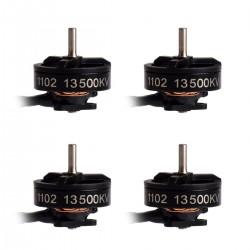 1102 13500KV Brushless Motor (4pces)