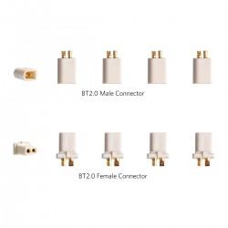 BETAFPV Connecteurs Mâle/Femelle BT2.0 (10pces)