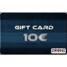 Code Cadeau de 10€