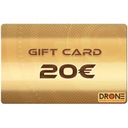 20€ Gift Voucher by email